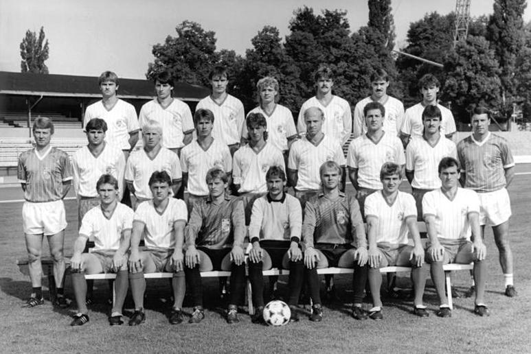 Rot-Weiß Erfurt 1989